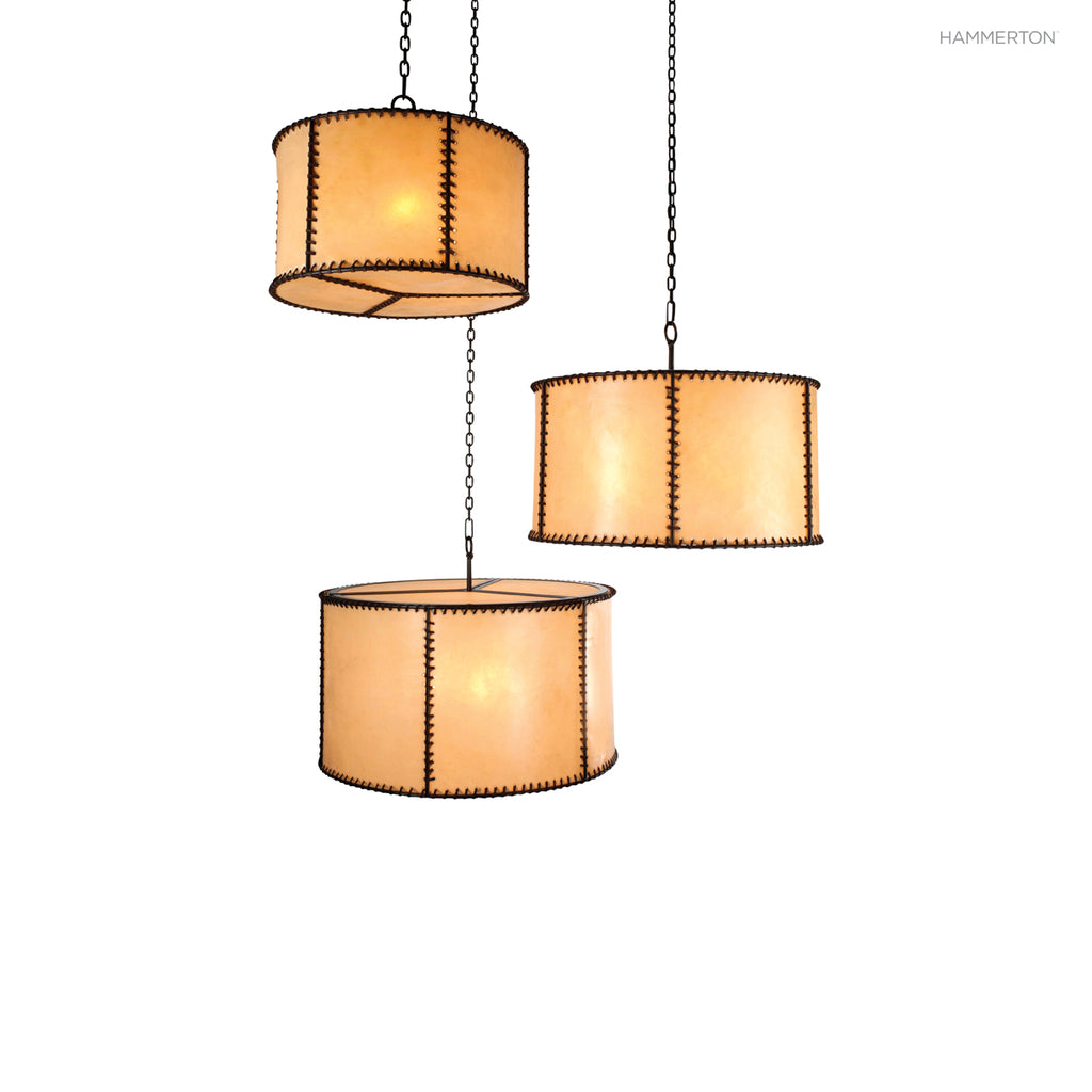 CH5052 Log and Timber Chandelier