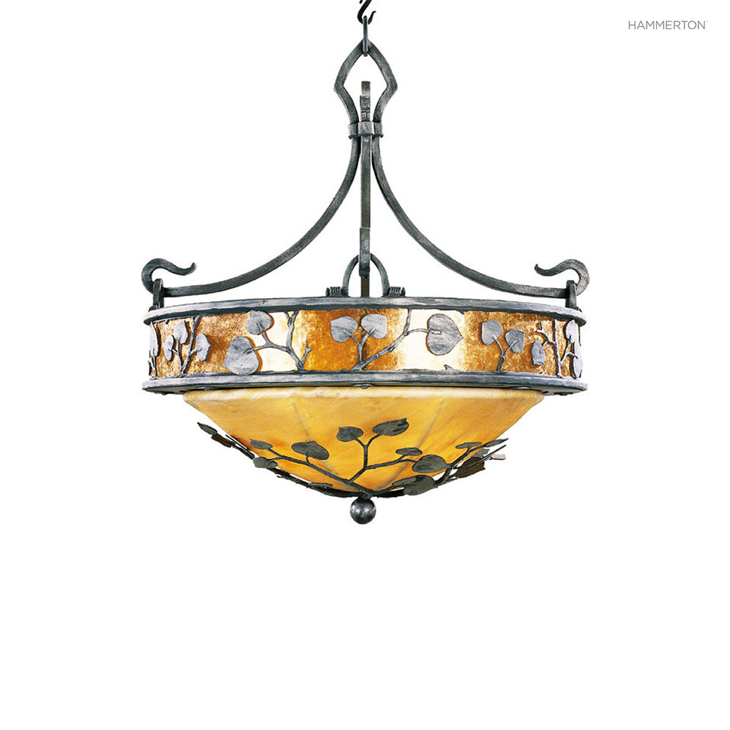 CH7068-M Log and Timber Chandelier