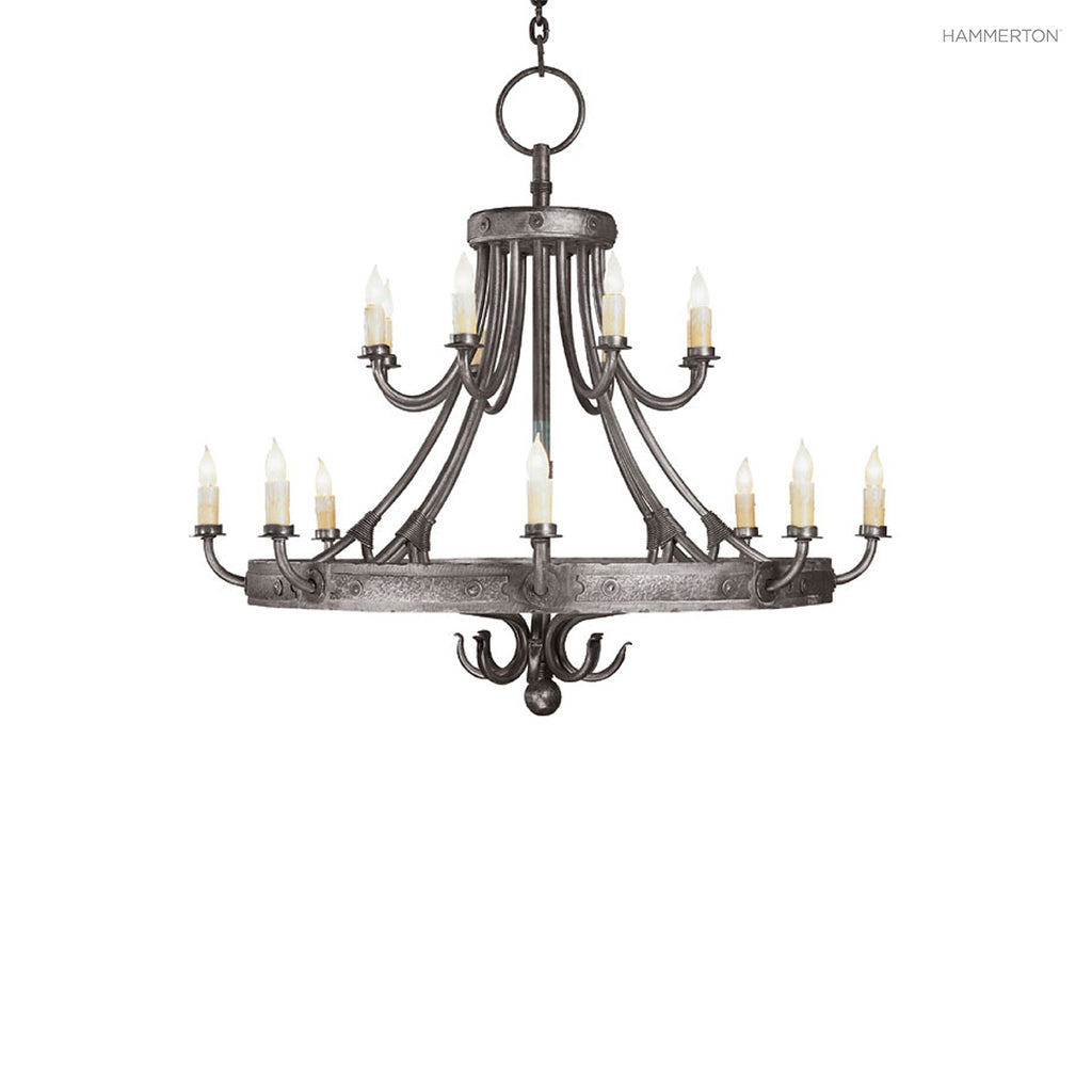 CH9037-M Chateau Chandelier