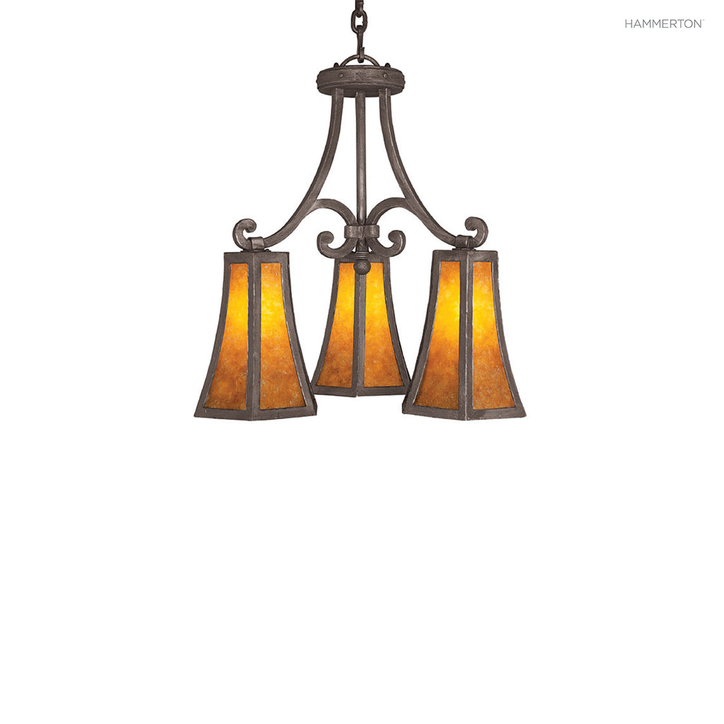 CH9063 Chateau Chandelier