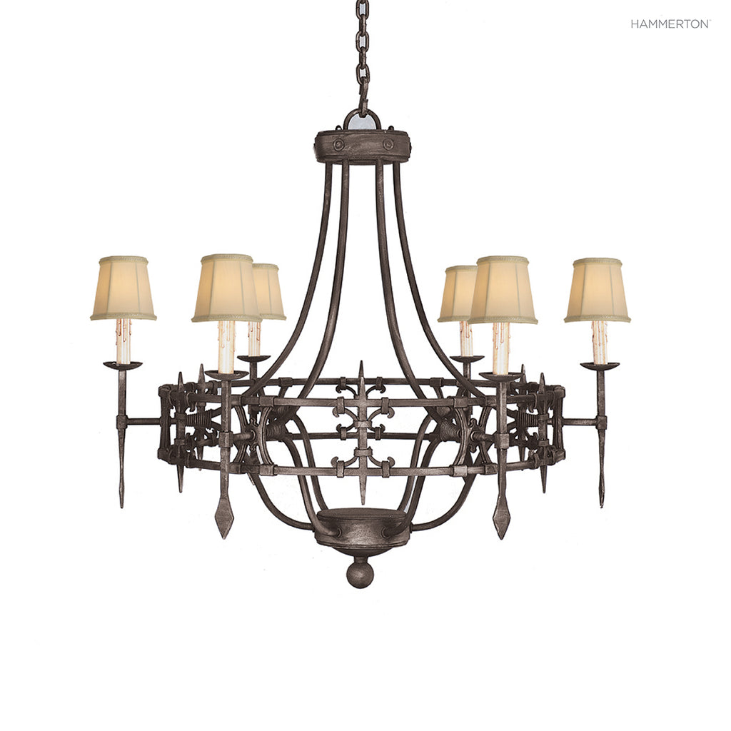 CH9078 Chateau Chandelier