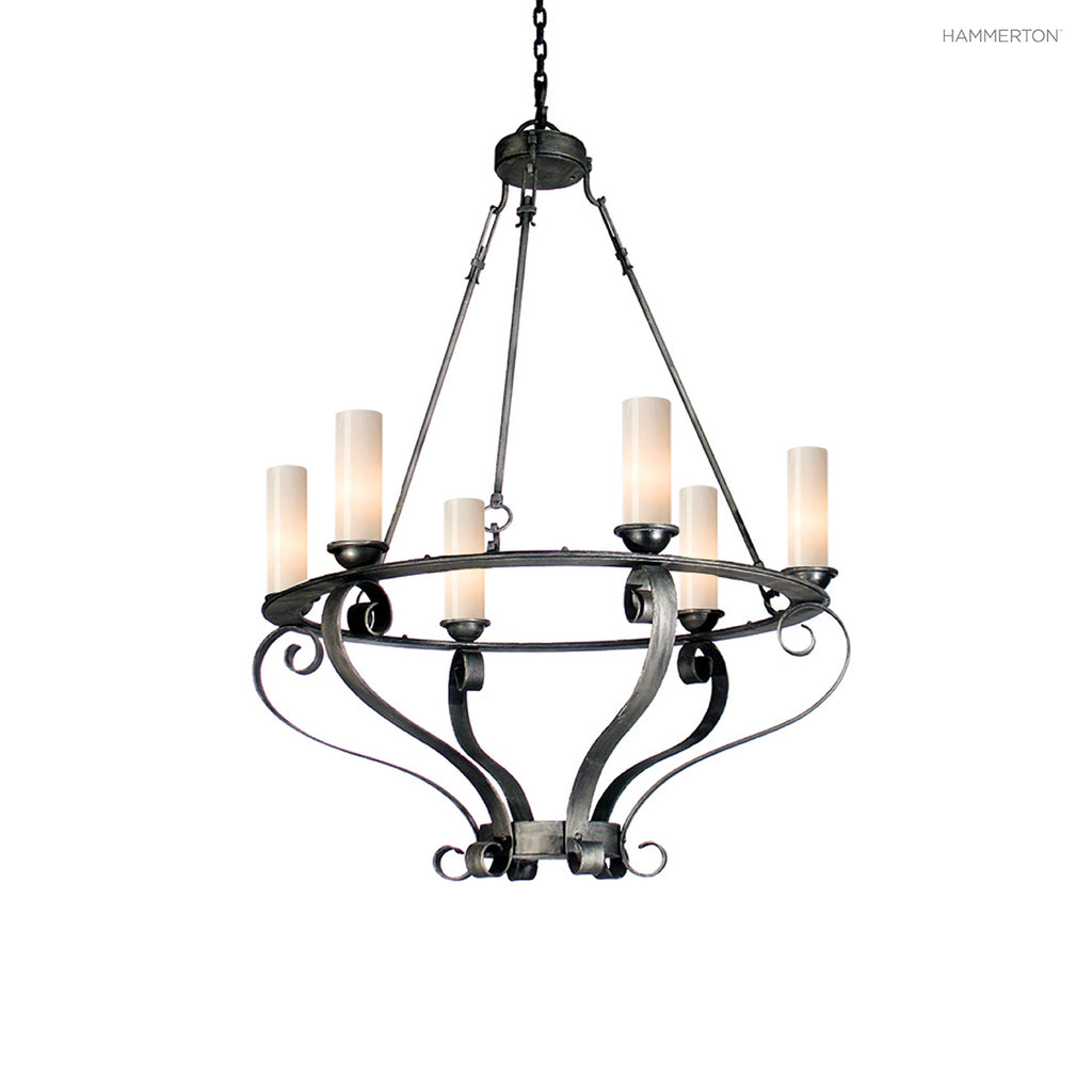 CH9110 Chateau Chandelier