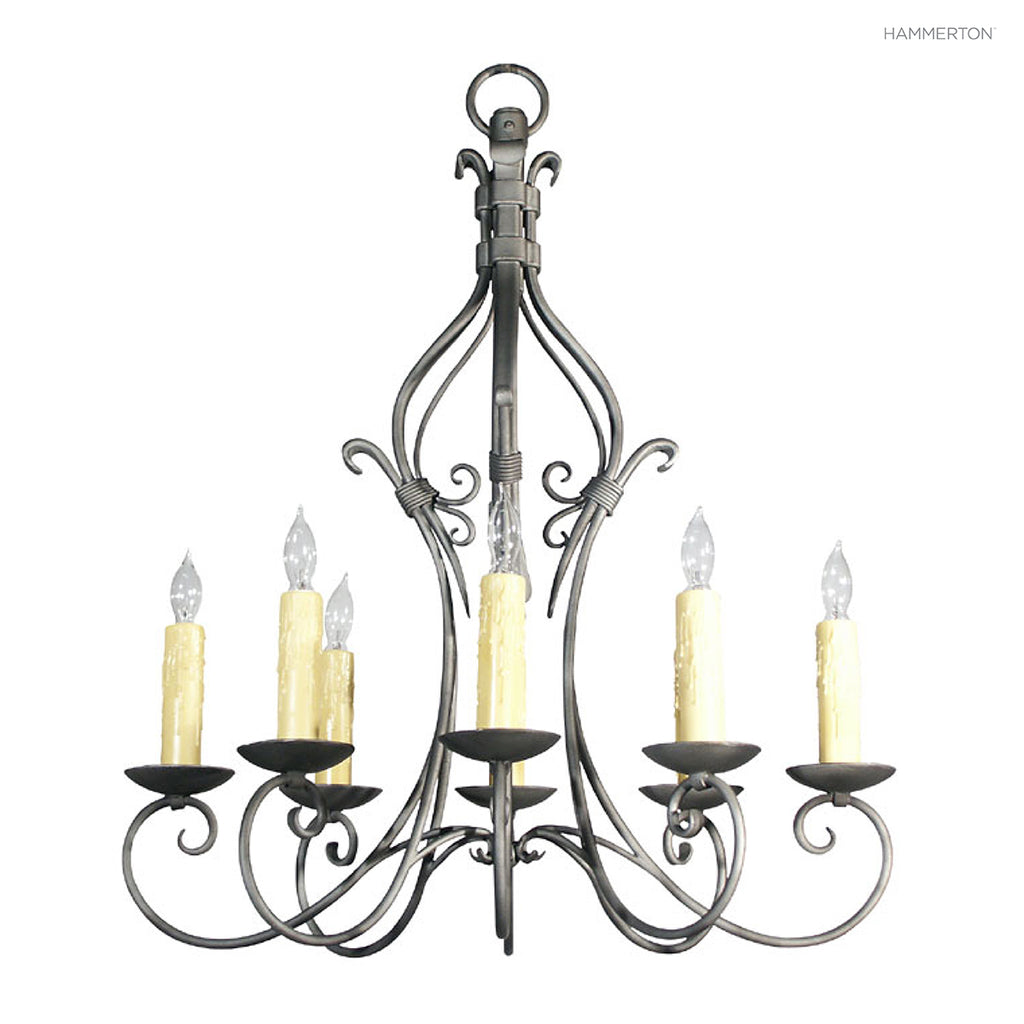 CH9177 Chateau Chandelier