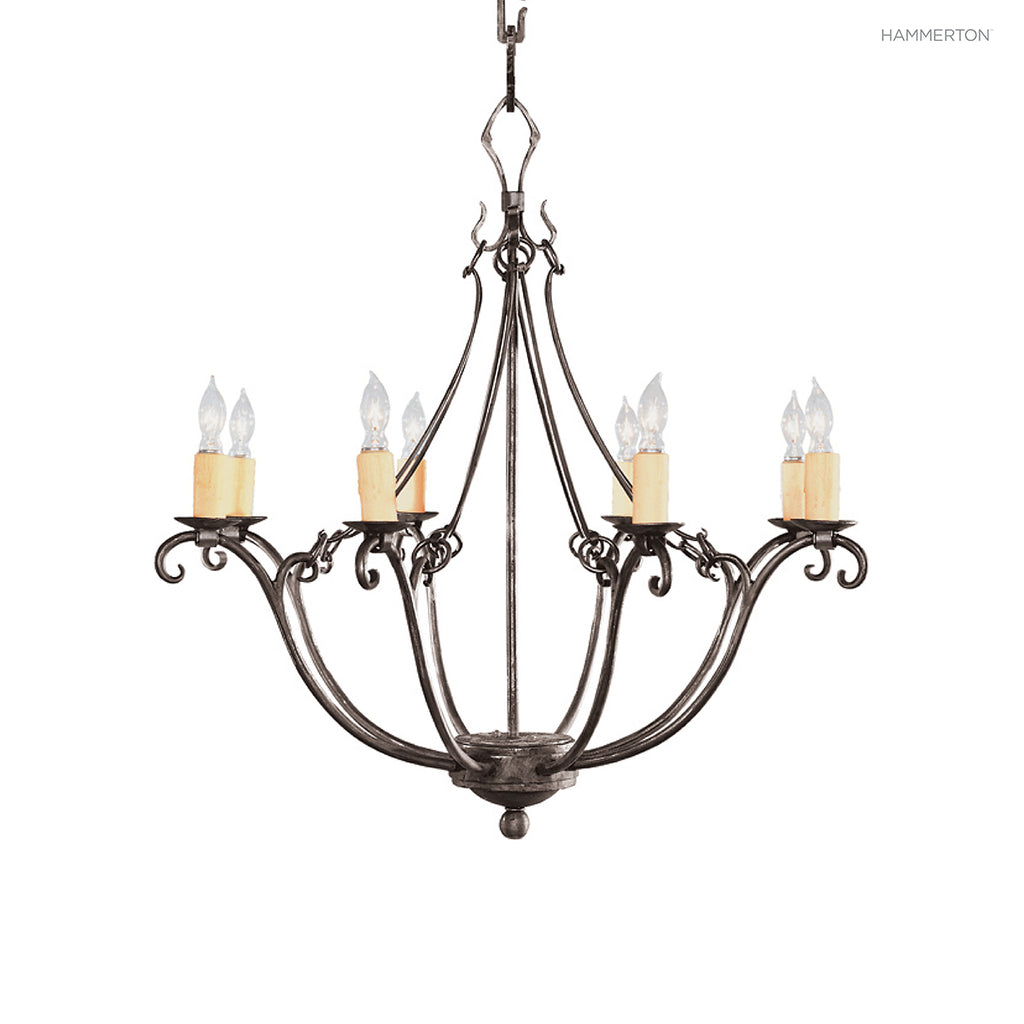 CH9219 Chateau Chandelier