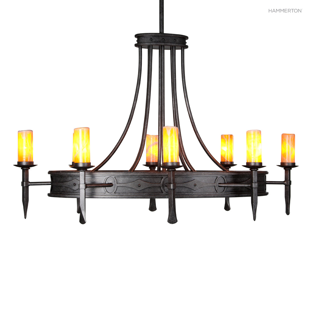 CH9246 Chateau Chandelier