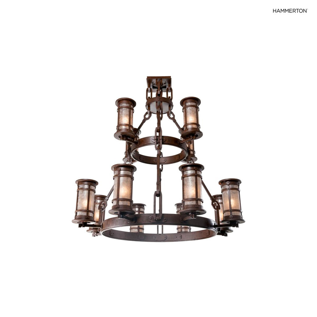 CH9291 Chateau Chandelier