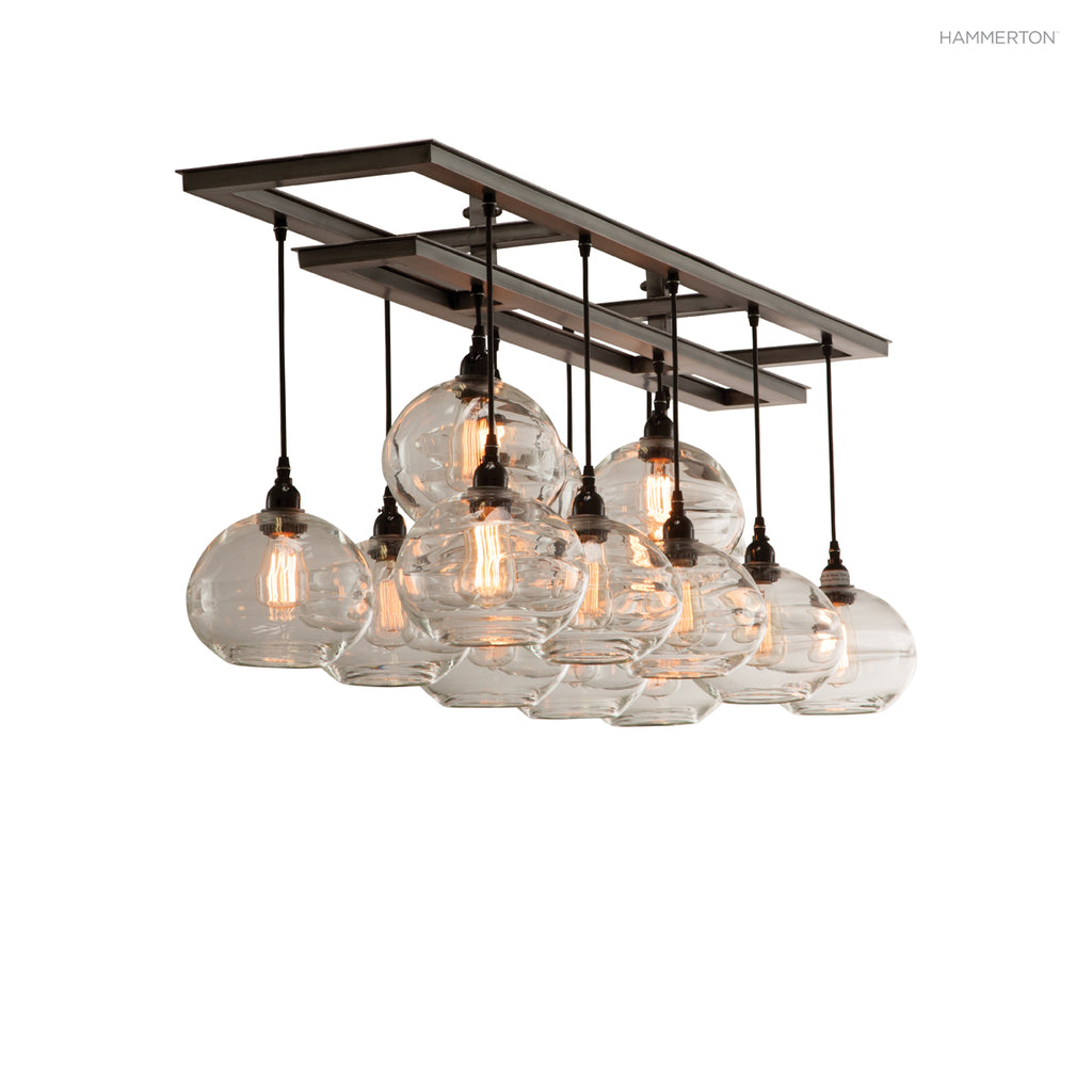 CHA2155 Fusion Chandelier