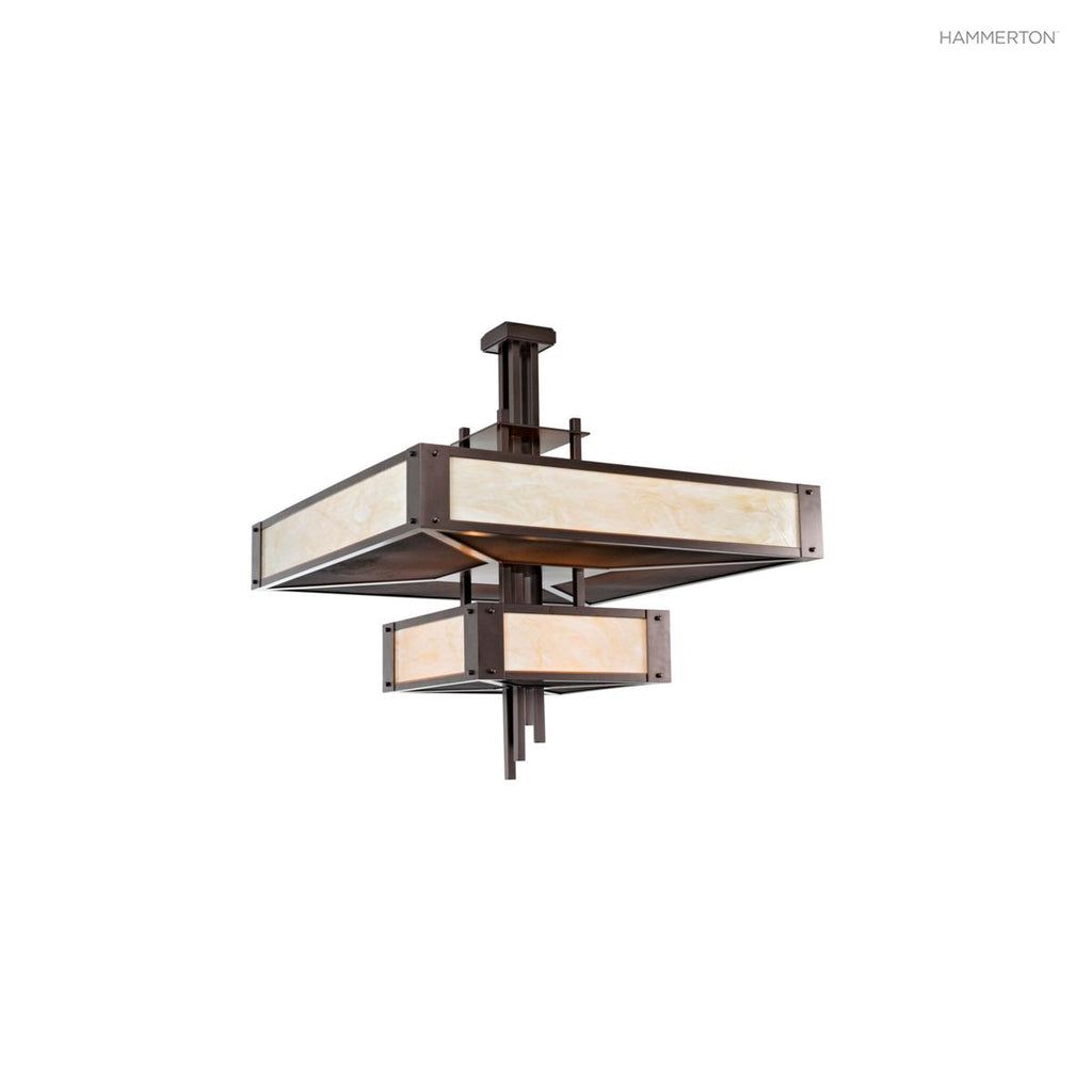 CHA2162 Fusion Chandelier