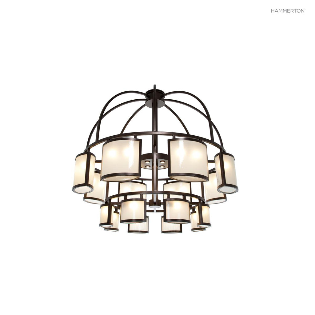CHA2165 Fusion Chandelier