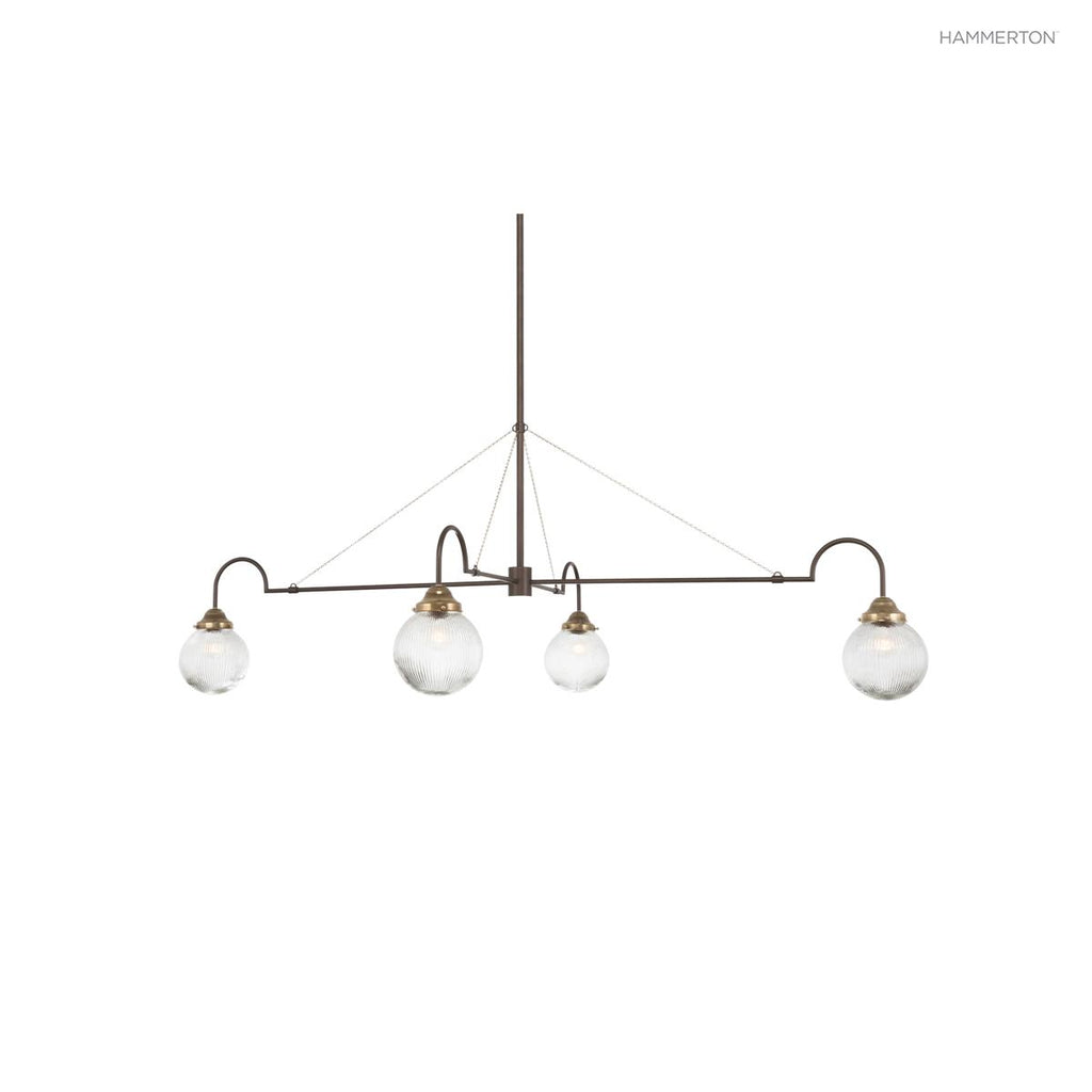 CHA2173 Fusion Chandelier