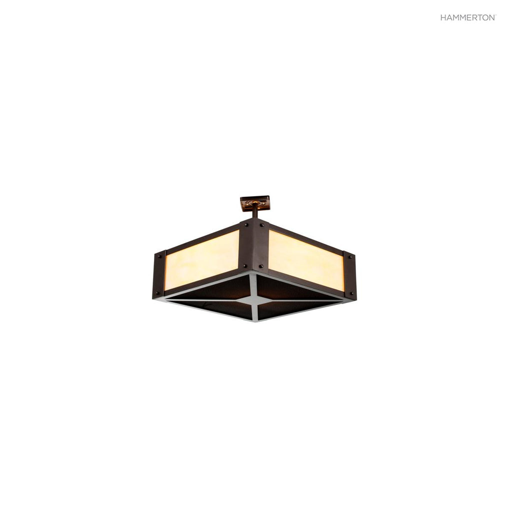 CL2309 Contemporary Semi Flush
