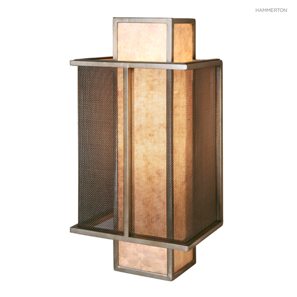 CS2125 Contemporary Cover Sconce