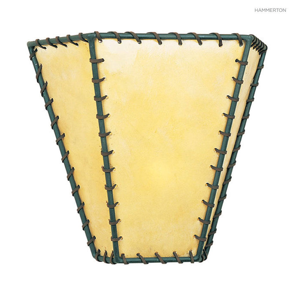 CS5032 Log and Timber Cover Sconce