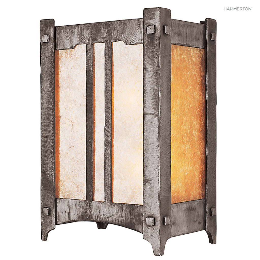 CS8009 Craftsman Cover Sconce