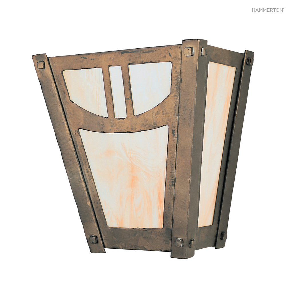 CS8027 Craftsman Cover Sconce