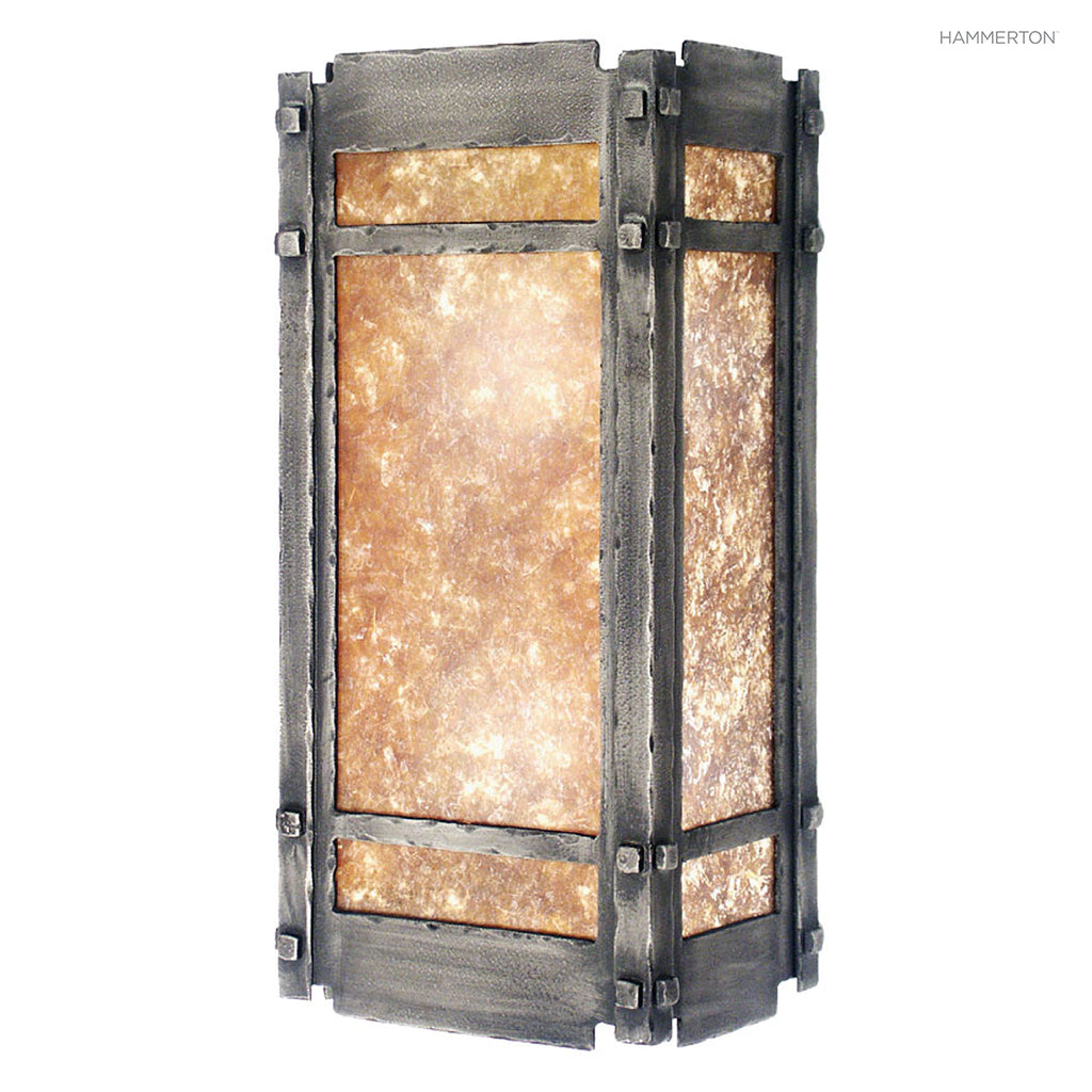 CS8076 Craftsman Cover Sconce