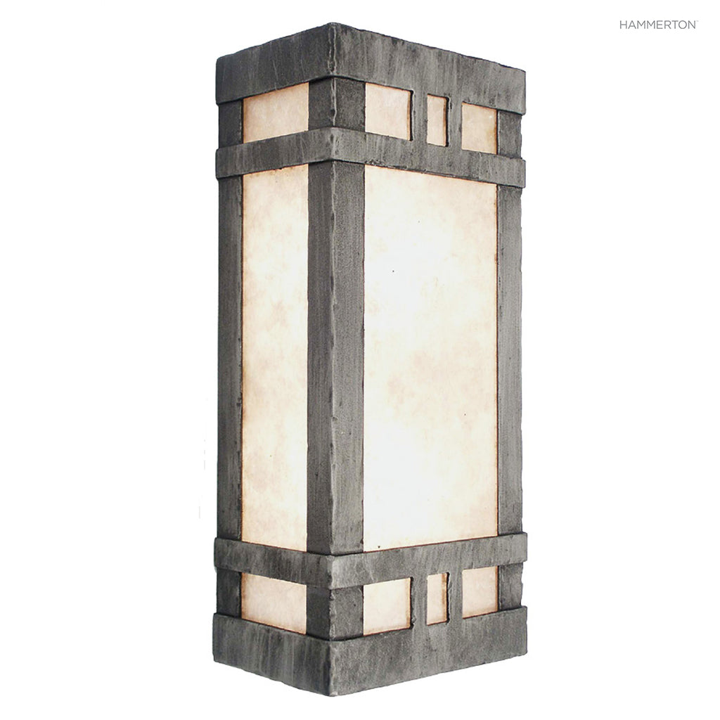 CS8082 Craftsman Cover Sconce