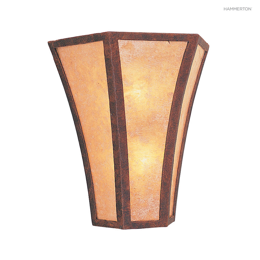 CS9127 Chateau Cover Sconce