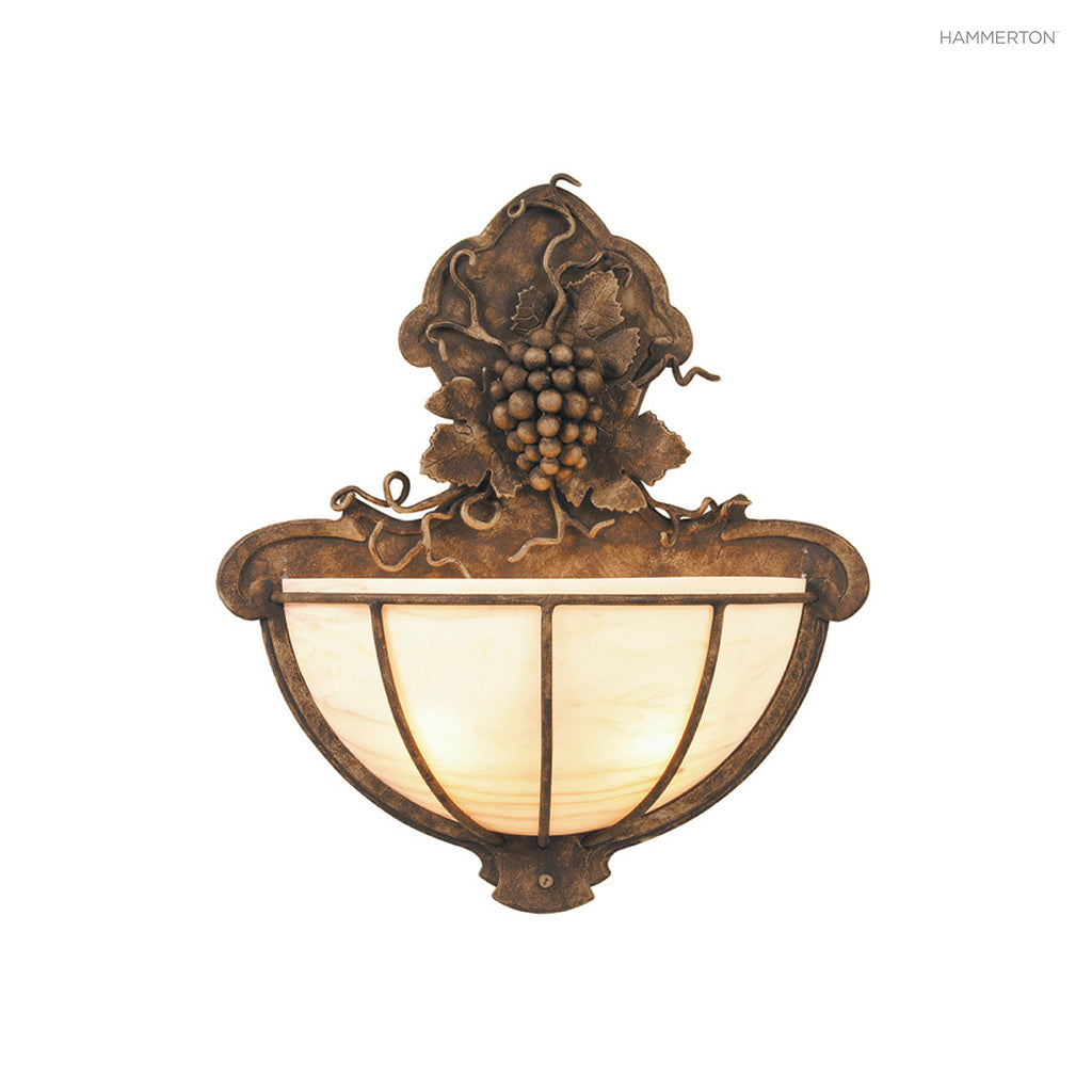 CS9140 Chateau Cover Sconce