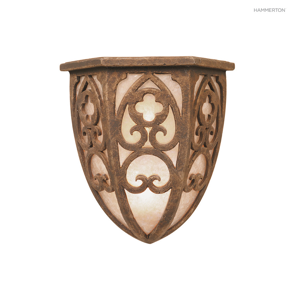 CS9147 Chateau Cover Sconce