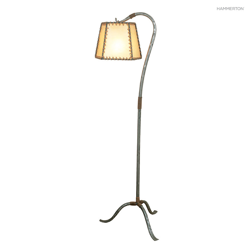 FL5006 Log and Timber Floor Lamp
