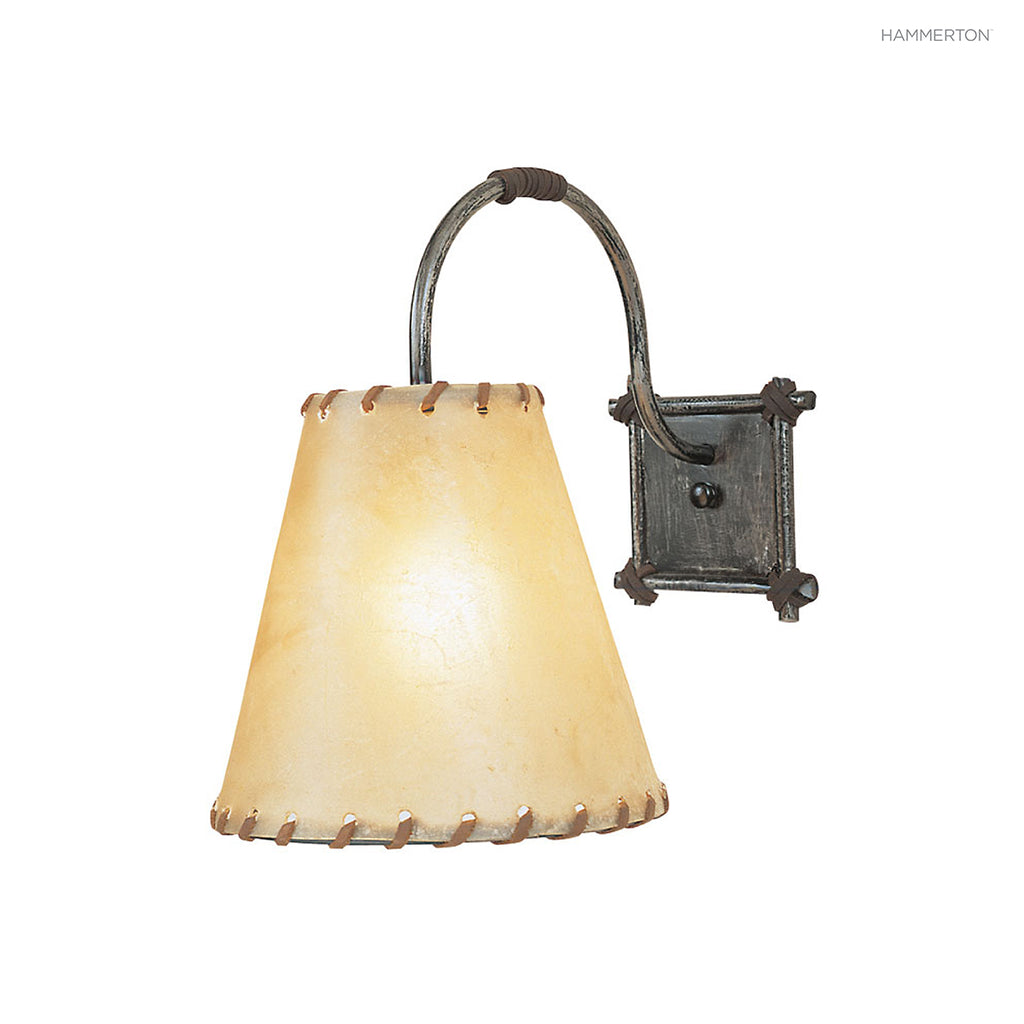 ID5003 Log and Timber Sconce