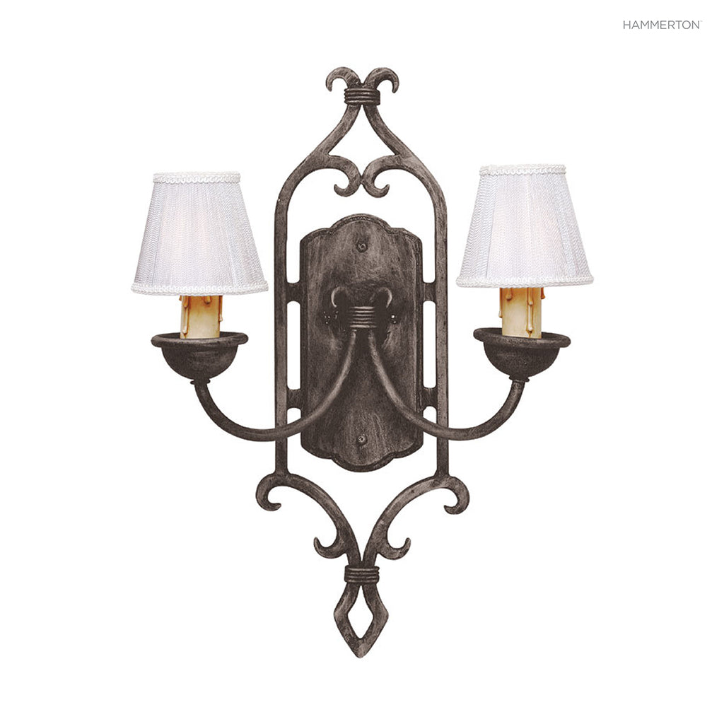 ID9130 Chateau Sconce