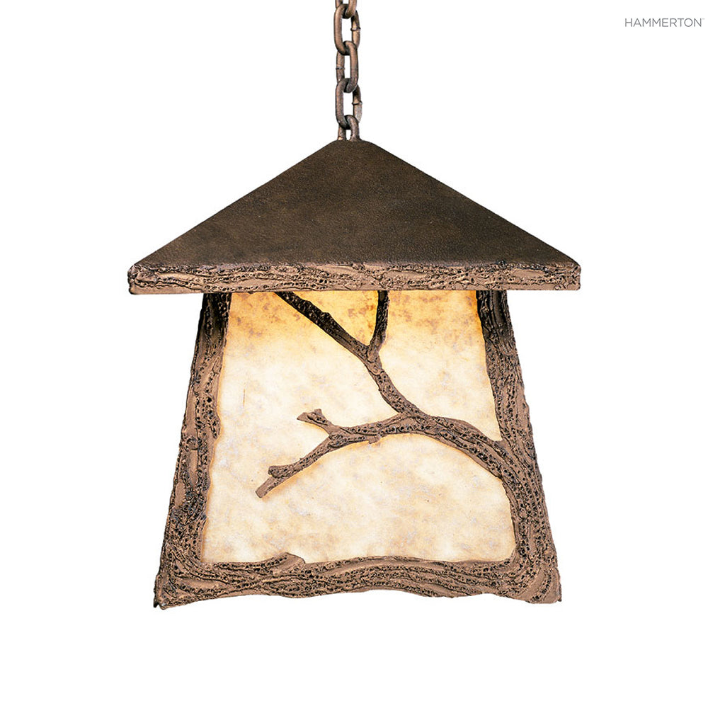 LA7040-L Log and Timber Pendant