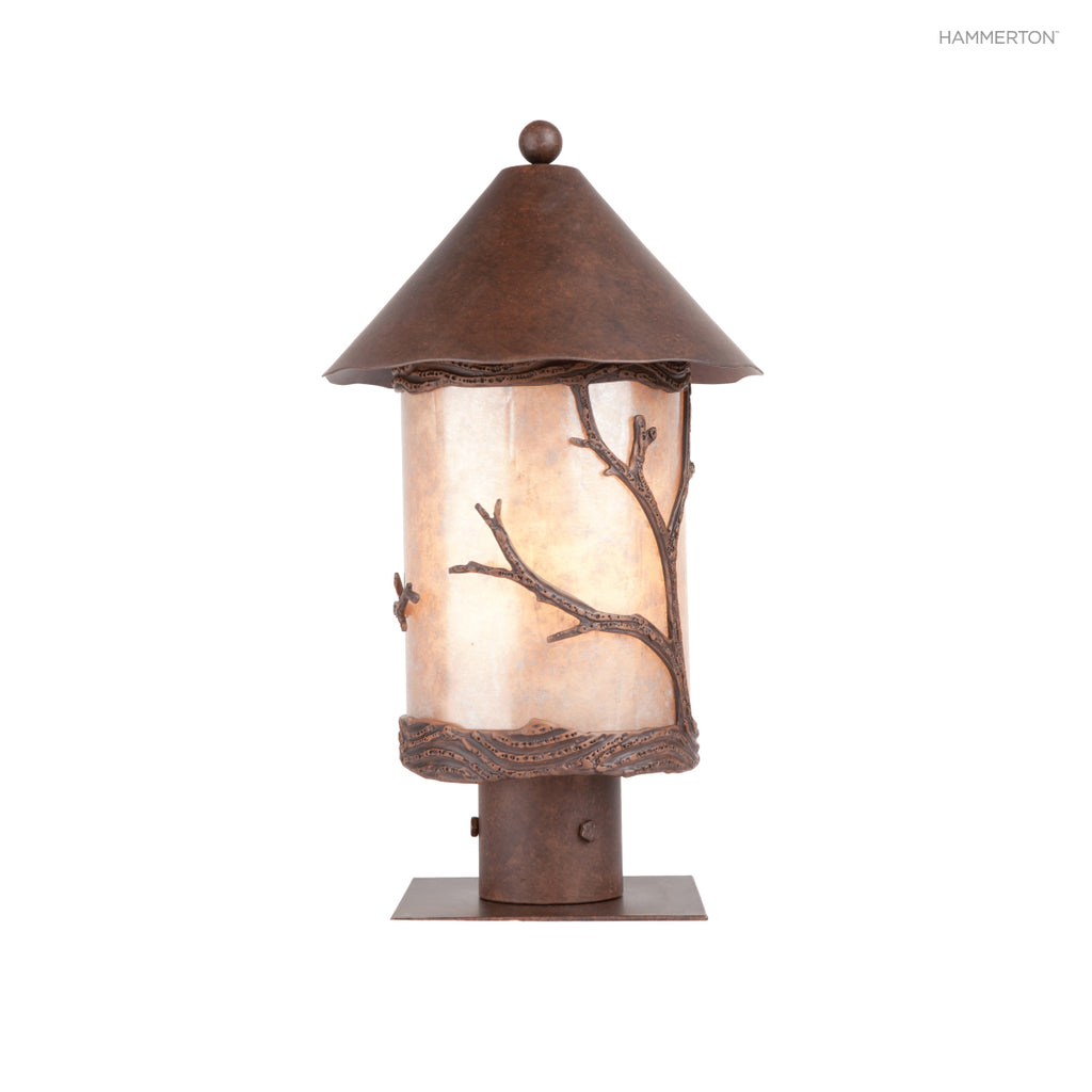 OD7170 Log and Timber Outdoor Sconce