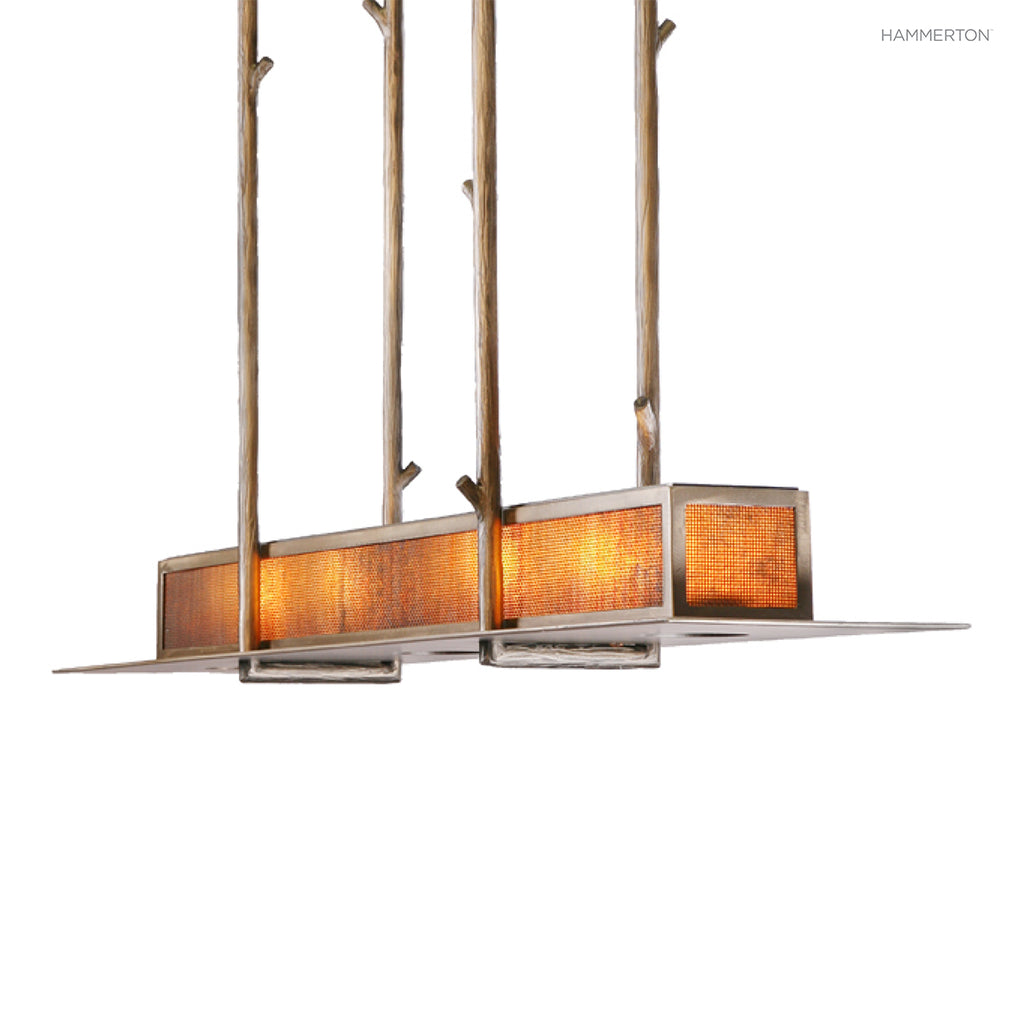PL2107 Contemporary Linear Suspension
