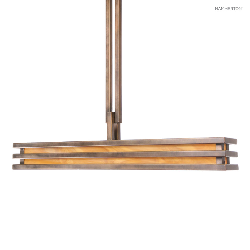 PL2111 Contemporary Linear Suspension