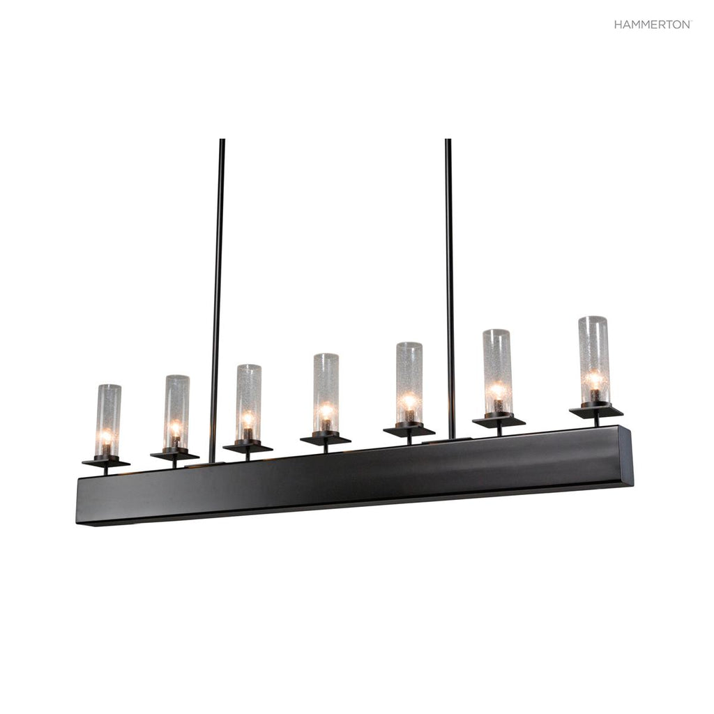 PL2253-M Contemporary Linear Suspension