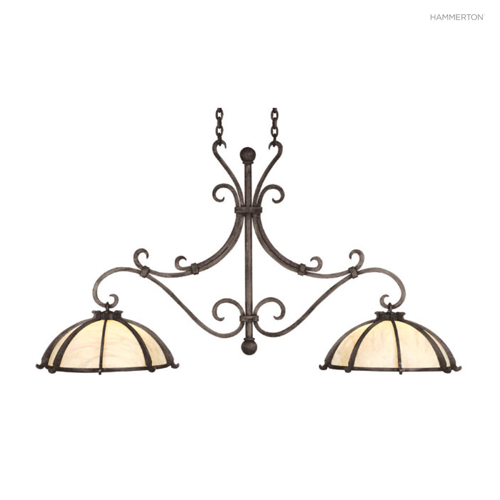 PL9123 Chateau Linear Suspension