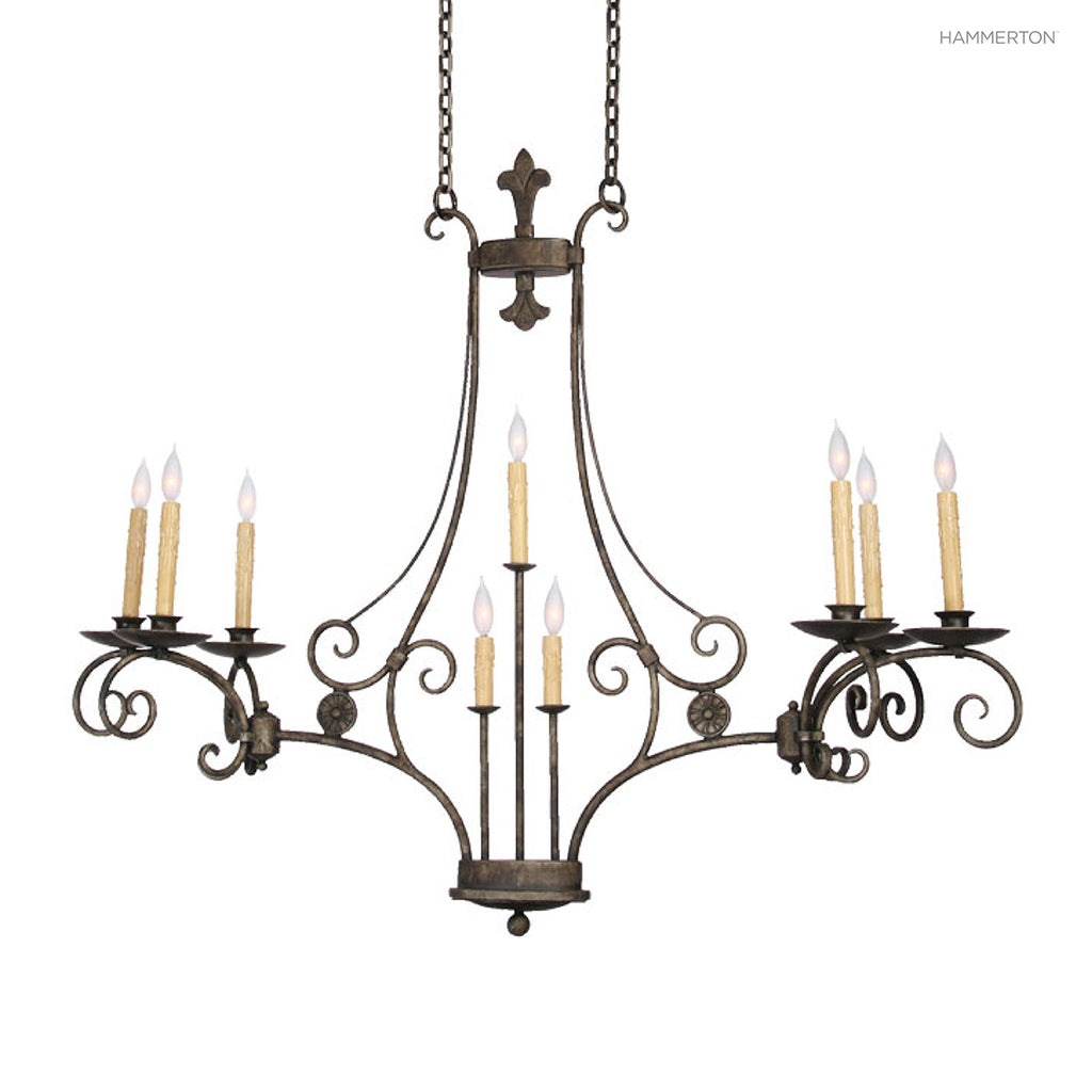 PL9198 Chateau Linear Suspension