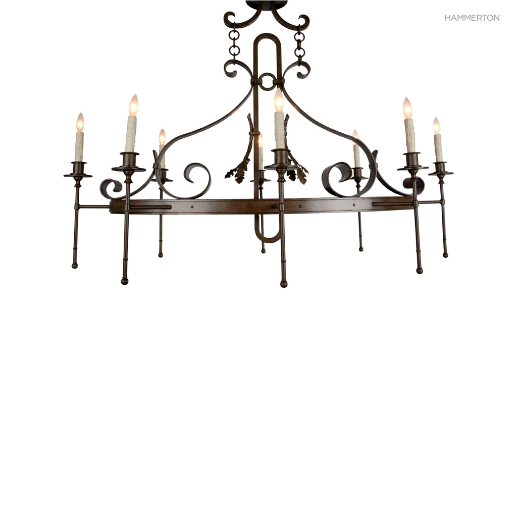 PL9273 Chateau Linear Suspension