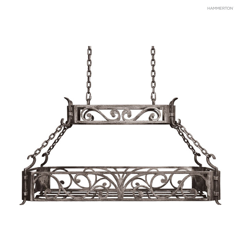 PR9070 Chateau Pot Rack