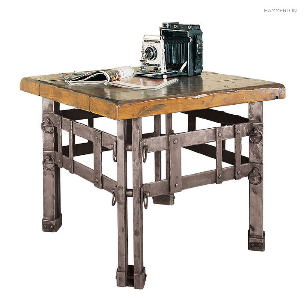 TB5023 Log and Timber Table