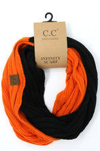 Load image into Gallery viewer, GAME DAY CC INFINITY SCARF