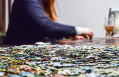 Tips & Tricks for Completing a 1,000 Piece Puzzle
