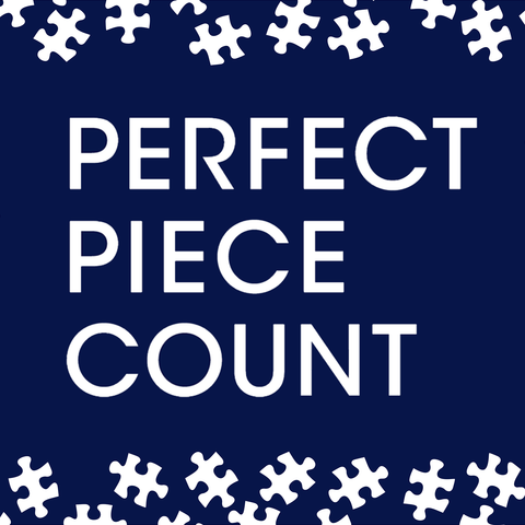 Perfect Piece Count Puzzles