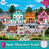 Jane Wooster Scott - Happy Go Lucky - 300 Piece Puzzle