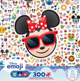 Disney Emoji - Emoji Minnie - 300 Piece Puzzle