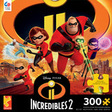 Disney 300 Oversized Pieces - Incredibles 2 - 300 Piece Puzzle
