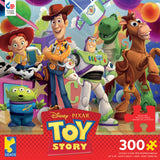 Disney 300 Oversized Pieces - Toy Story - 300 Piece Puzzle
