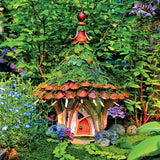 Fairyhouses - Green Dreams Cottage - 300 Piece Puzzle