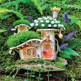 Fairyhouses - Victorian Mossy Cottage - 300 Piece Puzzle