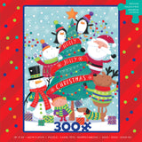 Holly Jolly Holiday - Holly Jolly Christmas - 300 Piece Puzzle