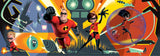 Disney Panoramic - Incredibles 2 - 700 Piece Puzzle