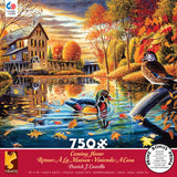 Patrick J. Costello - Mill Pond - 750 Piece Puzzle