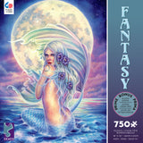 Fantasy - Moon Mermaid - 750 Piece Puzzle